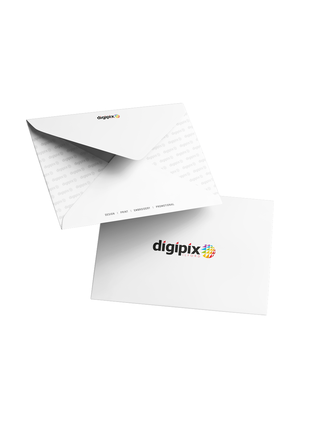 Digipix Envelopes
